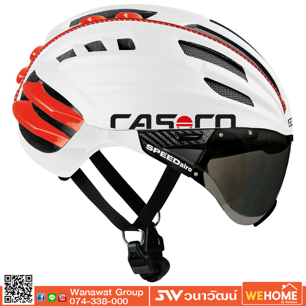 CASCO Speed Airo White
